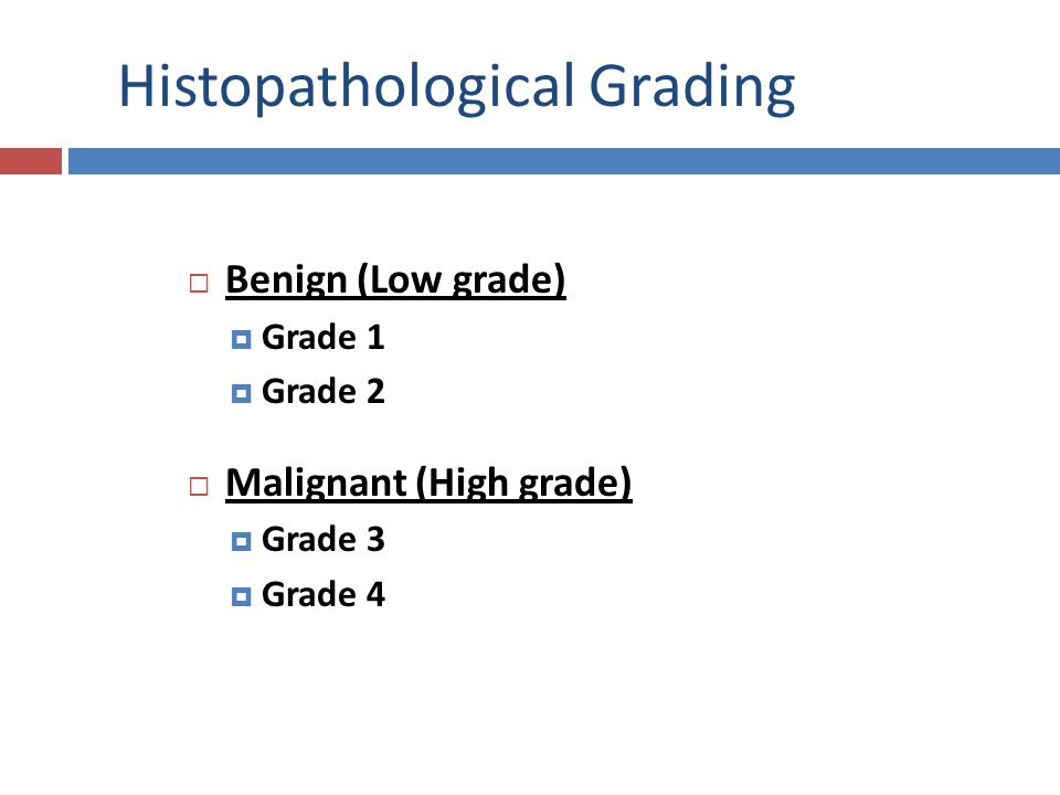 Histopathological Grading