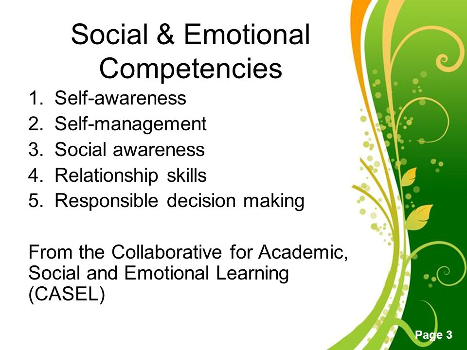 psychotherapeutic relationship skills sel