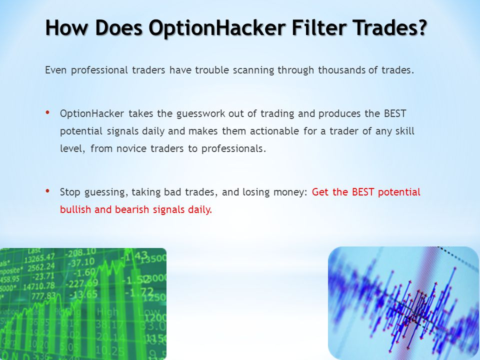 Best option traders of all time