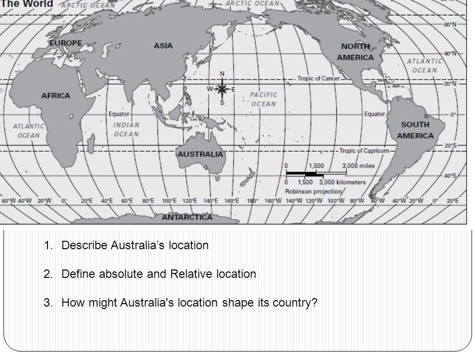 Define relative dating in Australia