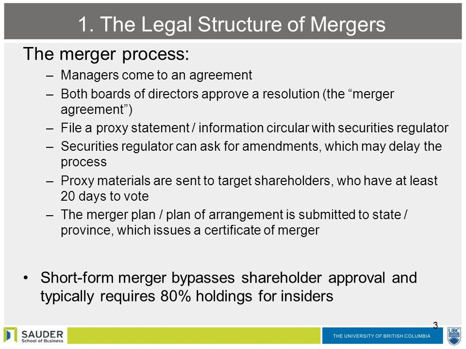 anatomy of a merger Anatomy of a law firm merger - david leadercramer talks about the merger of  ross & craig with dmh stallard and the lessons learned.
