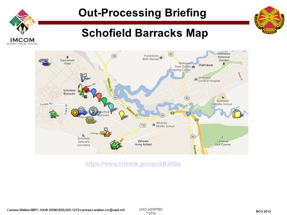 in out processing iop section out processing briefing ppt