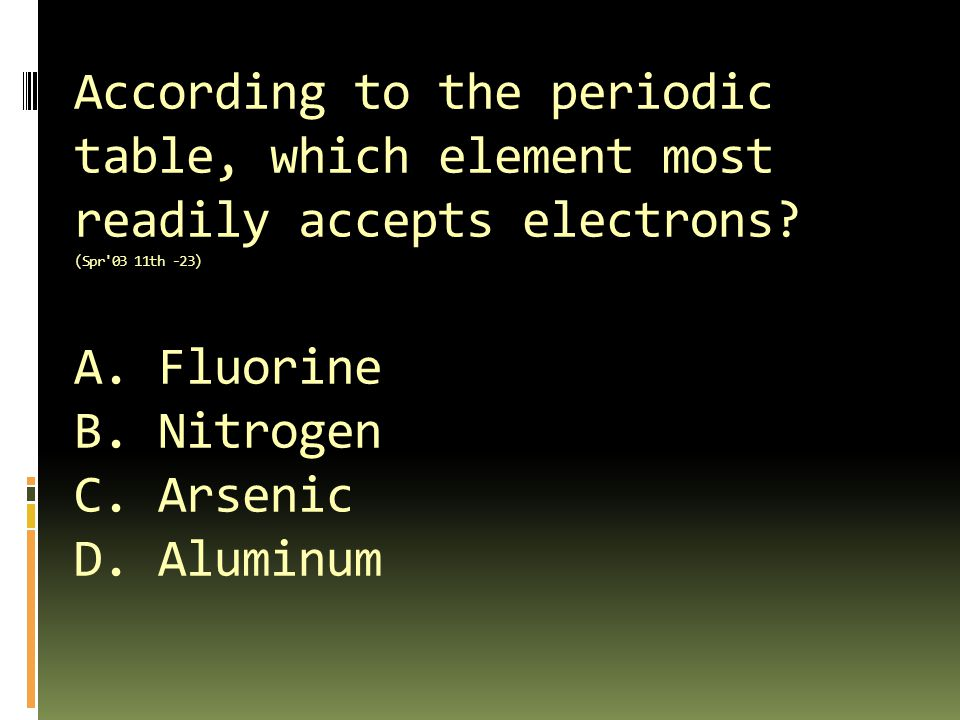 Periodic Table what family does arsenic belong to on the periodic table : Name Date Block The Periodic Table. - ppt download