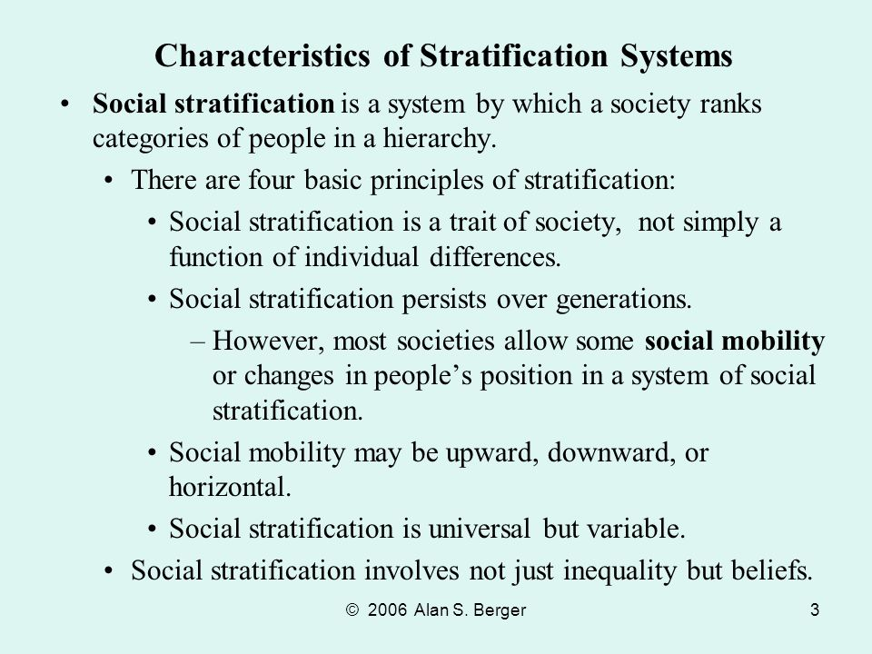 some principles of stratification Some principles of stratification: a critical analysis created date: 20160808014231z.
