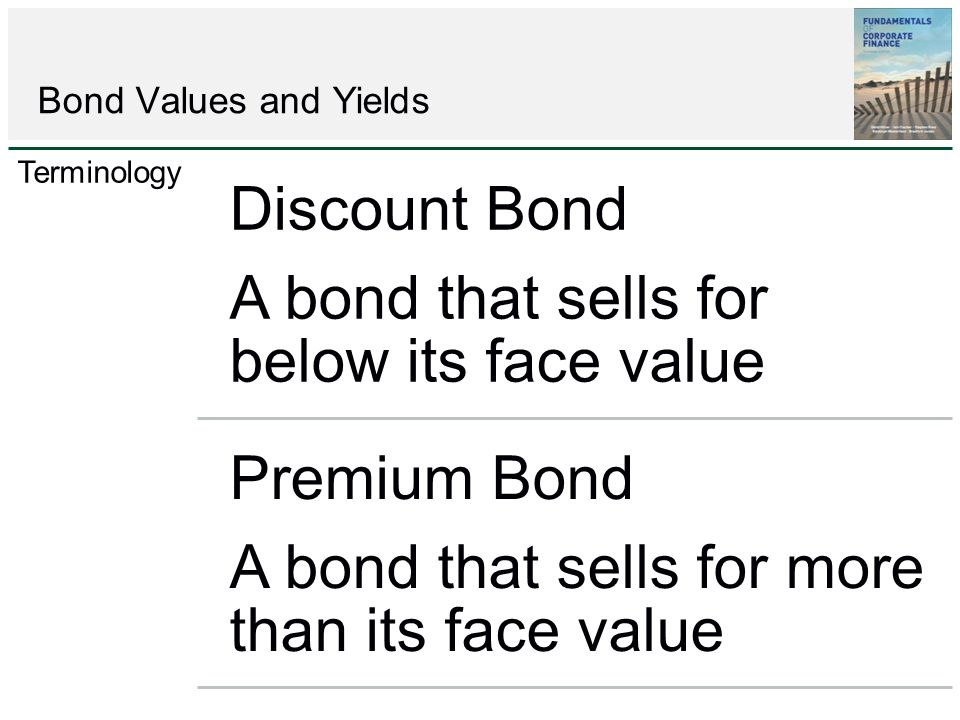 bond and value Calculator inputs there are five variables in a bond valuation problem using a financial calculator requires that you type in the four known elements (n, pmt, i, and fv) and solve for the one unknown, the present value (pv).