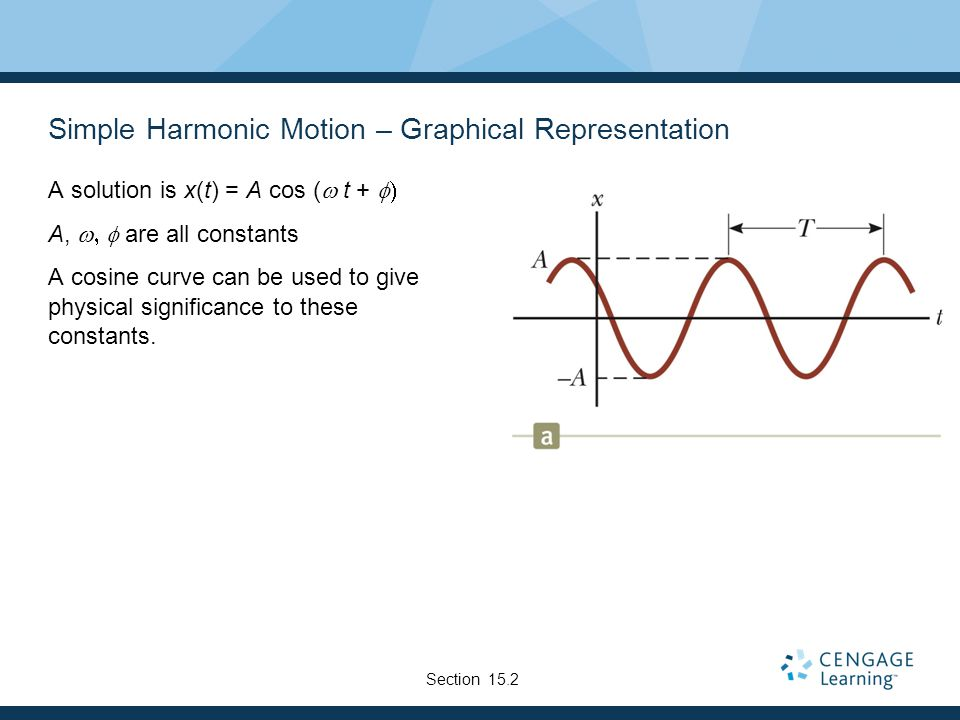Simple Harmonic Motion – Graphical Representation