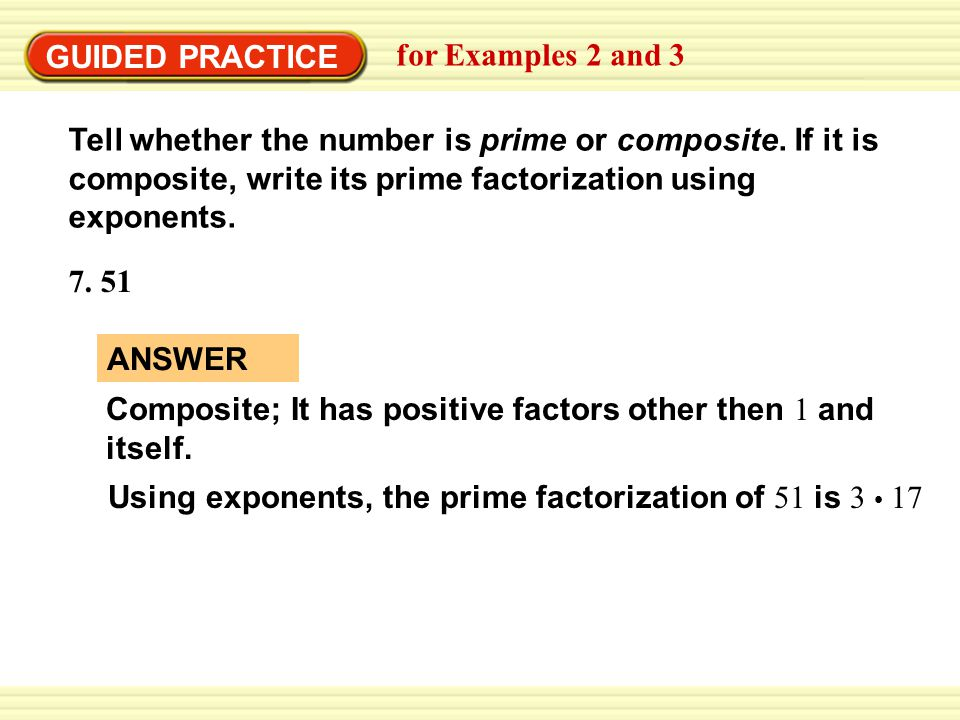 What is the prime factorization for 60 using exponents?
