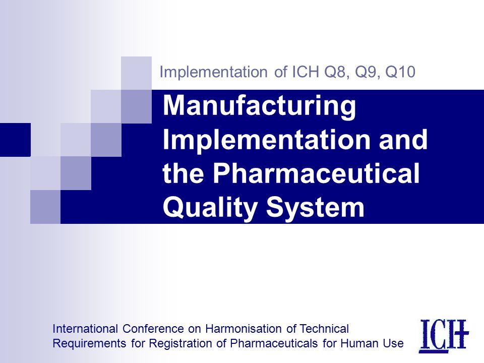 Pharmaceutical Quality