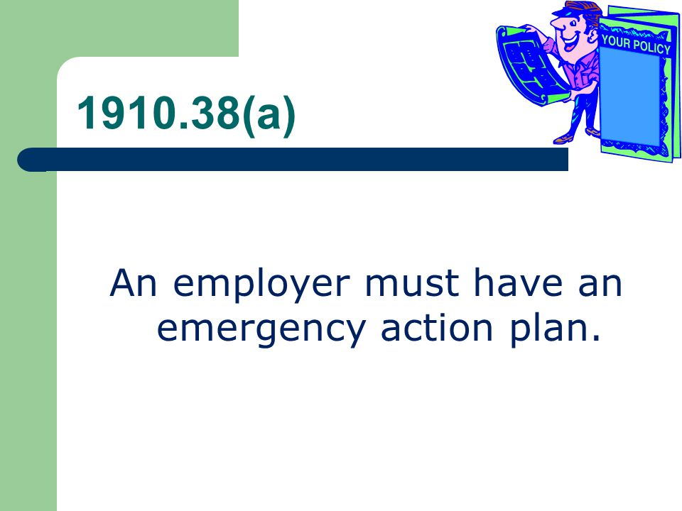 Emergency Action PlansFire Prevention Plans  Ppt Video Online Download