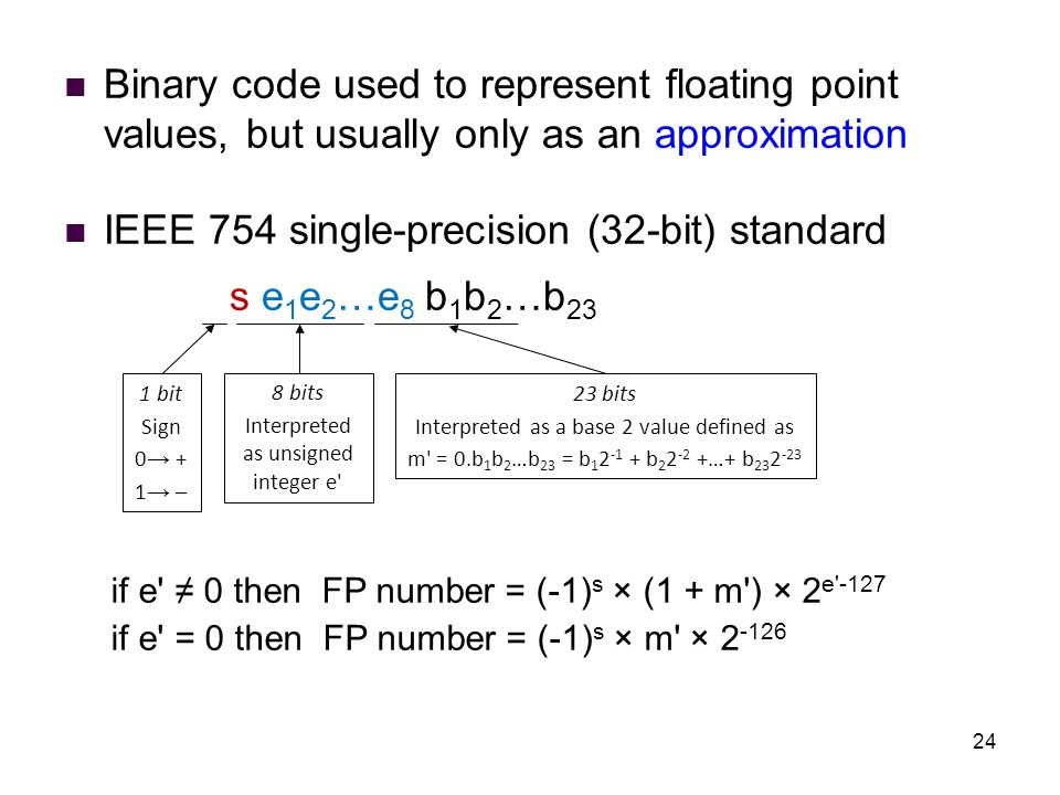 how to find mantissa in ieee 754