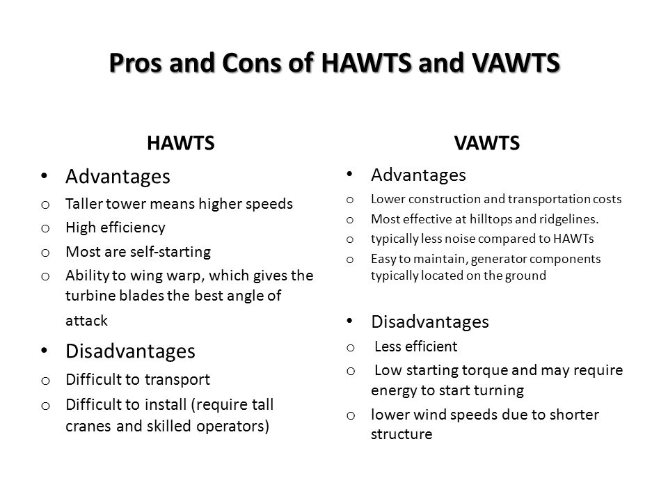 pros and cons of wind energy pdf