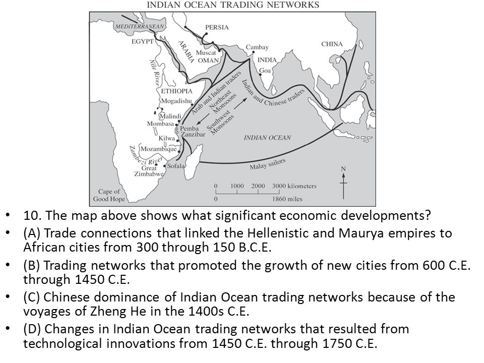 indian ocean trade 600 1750 Transformed trade networks during 600 ce to around 1450 ce, several new technologies and commercial practices  indian ocean these innovations ranged from .
