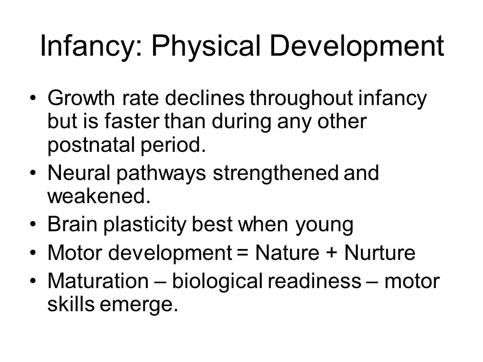 michael jackson physical development infancy