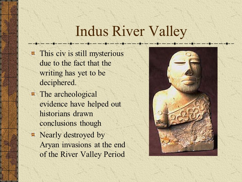 Ancient River Valley Civs - ppt video online download