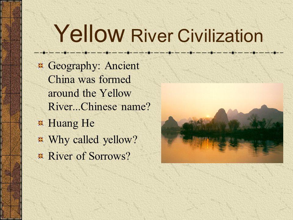 Yellow River Civilization