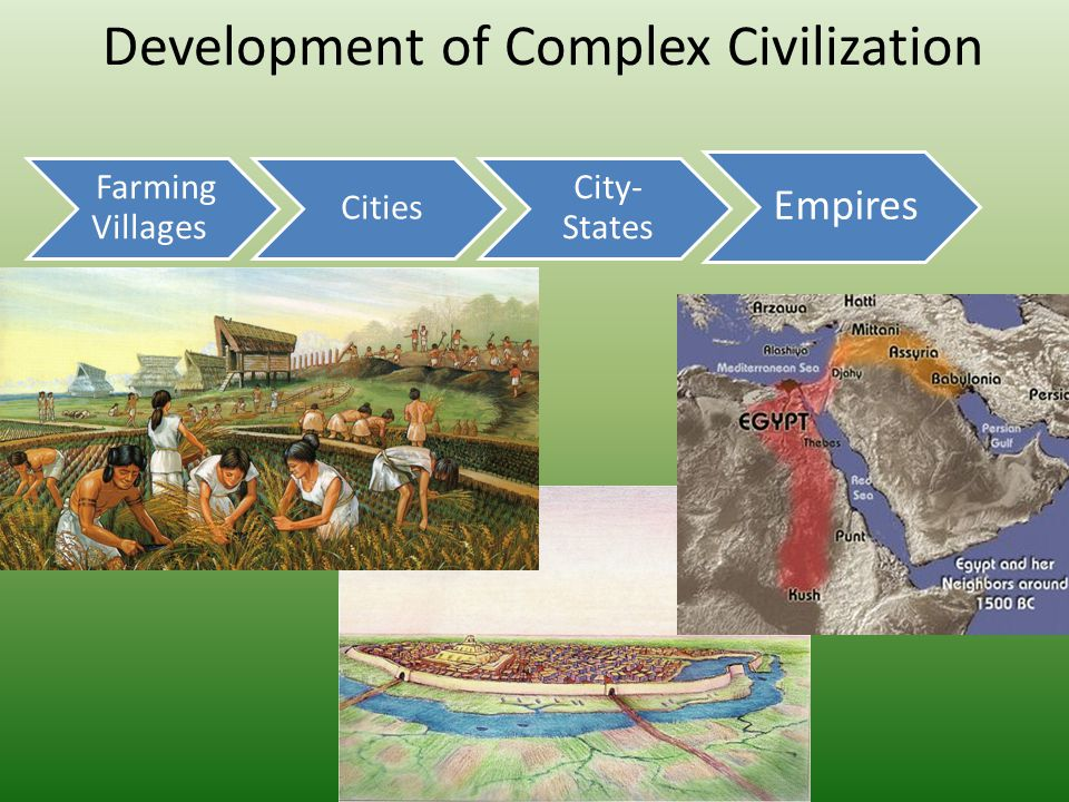 Development of Complex Civilization