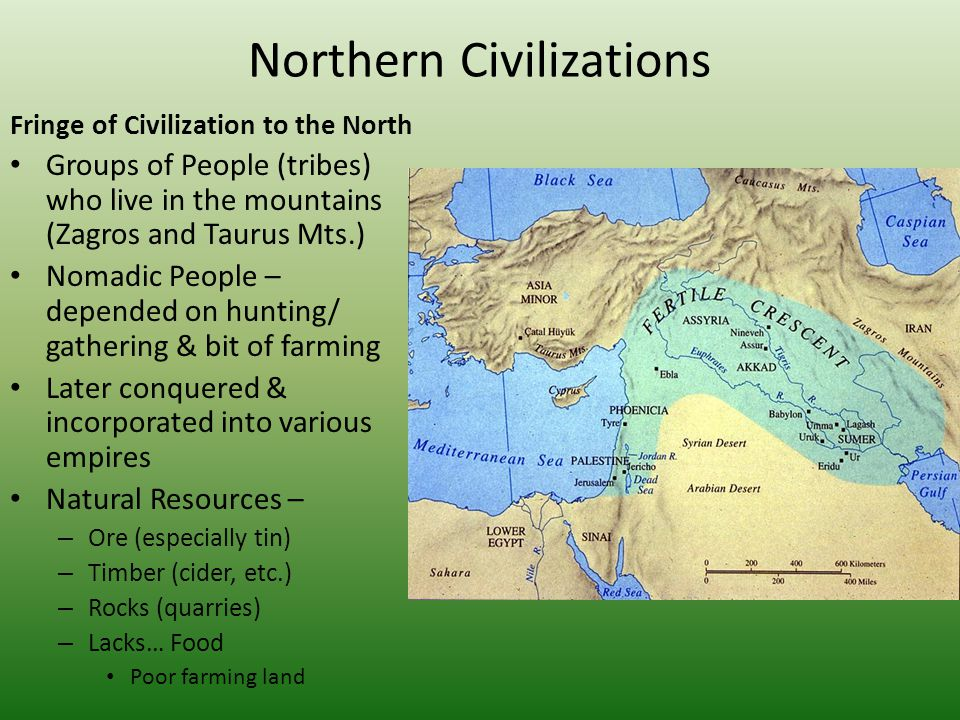 Northern Civilizations