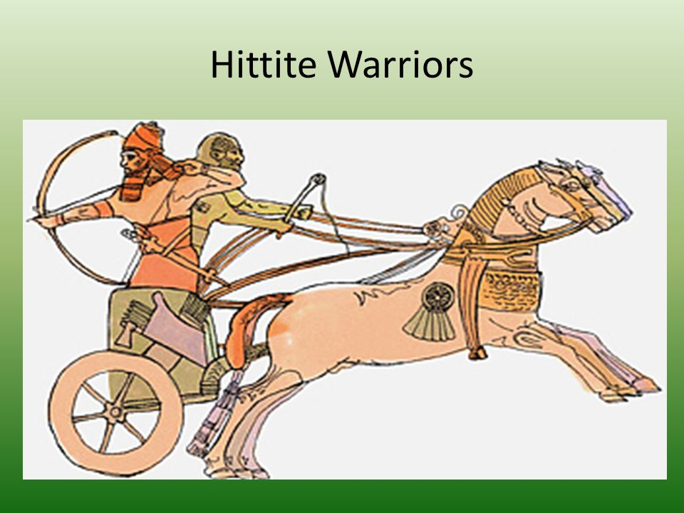 Hittite Warriors
