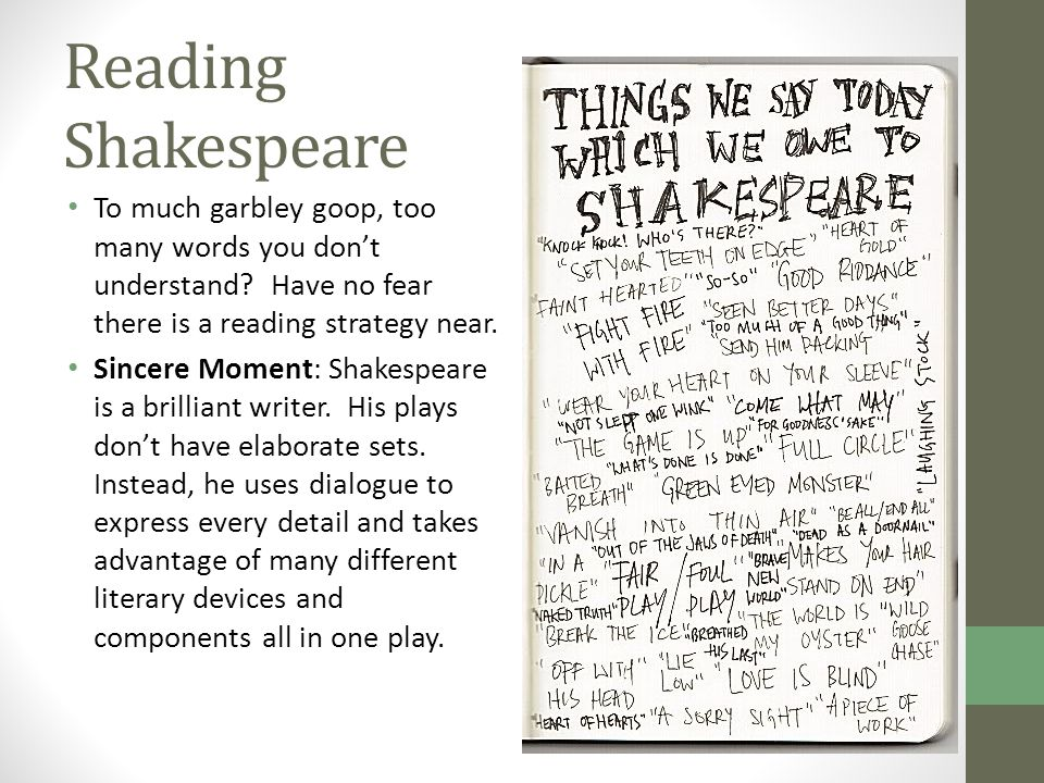 the uses of many different supernatural elements in macbeth by william shakespeare Written by william shakespeare, macbeth , or as most theatre folks refer to it, the scottish play , is a psychological and tragic tale of blind ambition and destructive, consuming power.