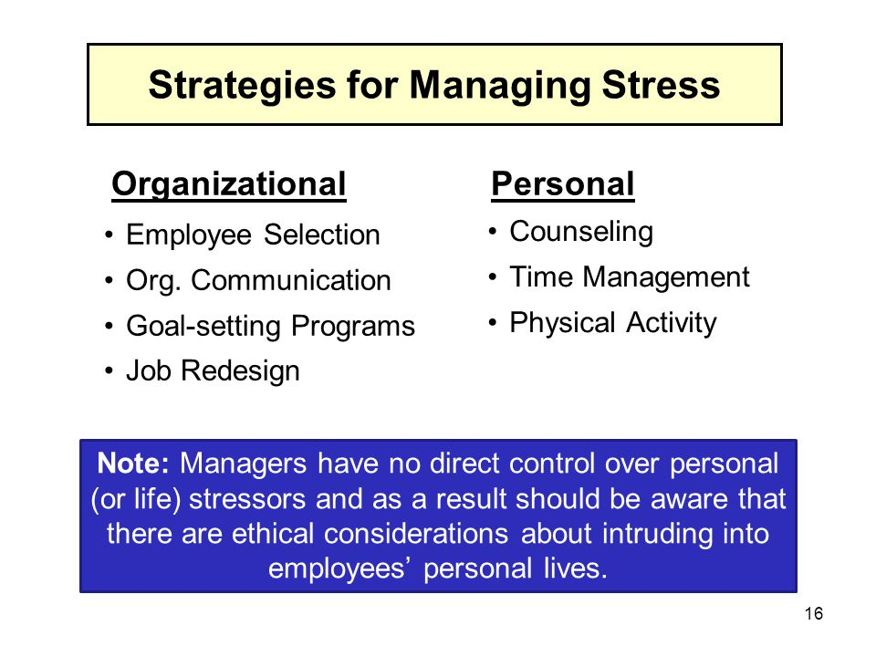 37 Ways to Make Managing Stress Much Easier