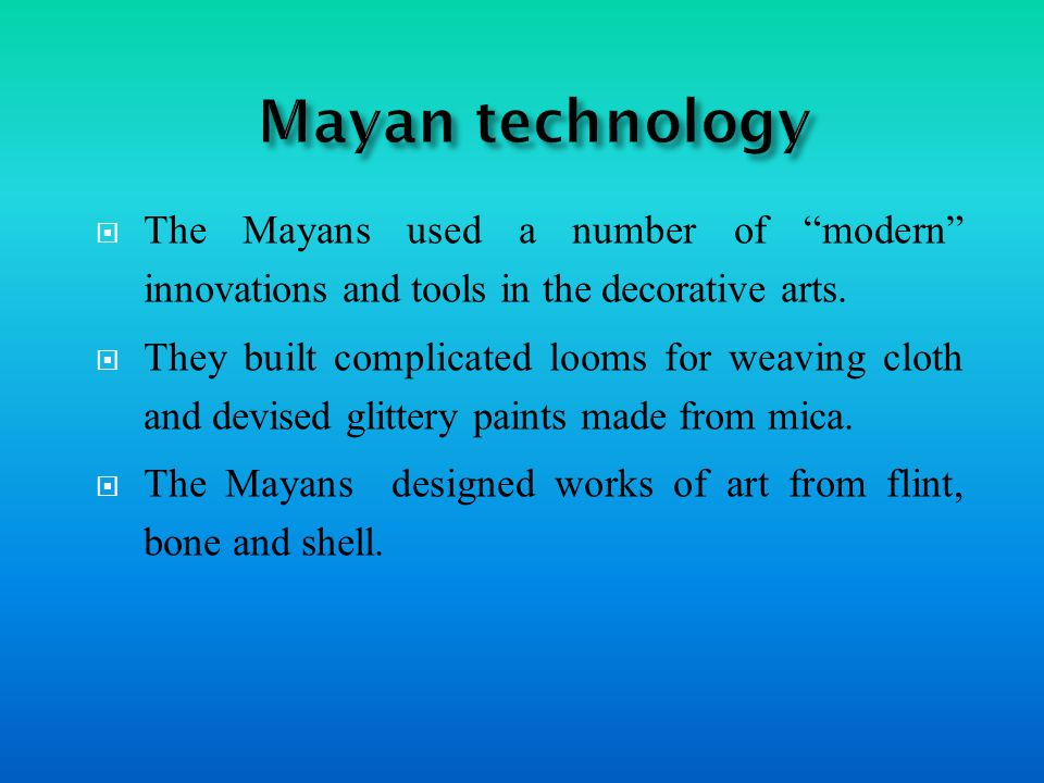 The Mysteries Of The Maya Civilization Ppt Video Online