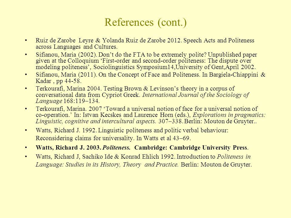 the universality of conversational postulates pdf