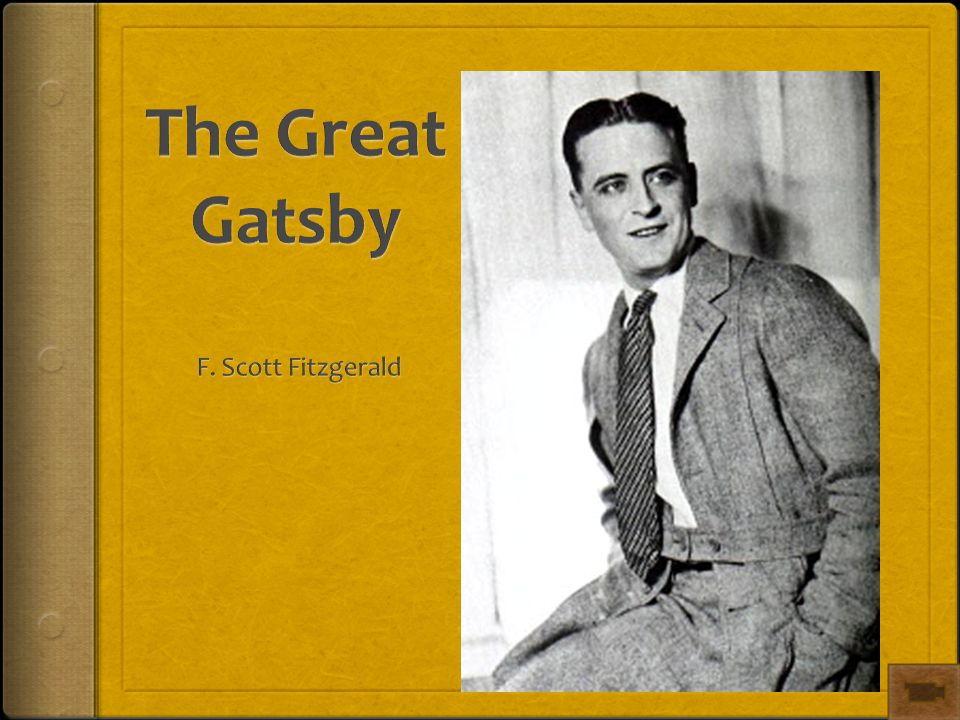 f scott fitzgerald and gatsby essay Is 'the great gatsby' the great american novel usa today's deirdre  donahue gives five reasons why f scott fitzgerald's roaring.