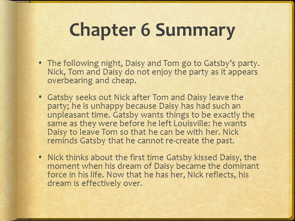 chapter 6 summary quick read for A summary of chapter 6 in michael dorris's a yellow raft in blue water  runs  from the diner and throws the letter onto the ground, but soon picks it up again,  reading it and seeing her own family in her mind  take the chapter 6 quick  quiz.