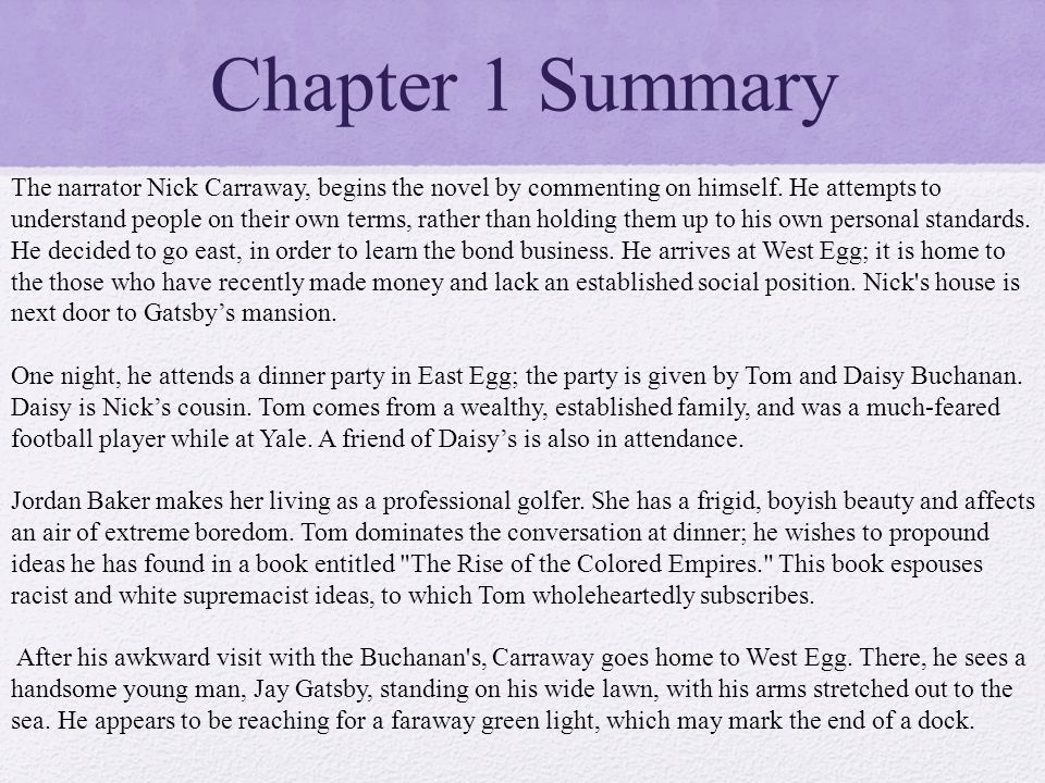 english essay on the great gatsby The great gatsby essays explore different themes of the novel the great gatsby by f scott fitzgerald is considered to be one of the great works of the.