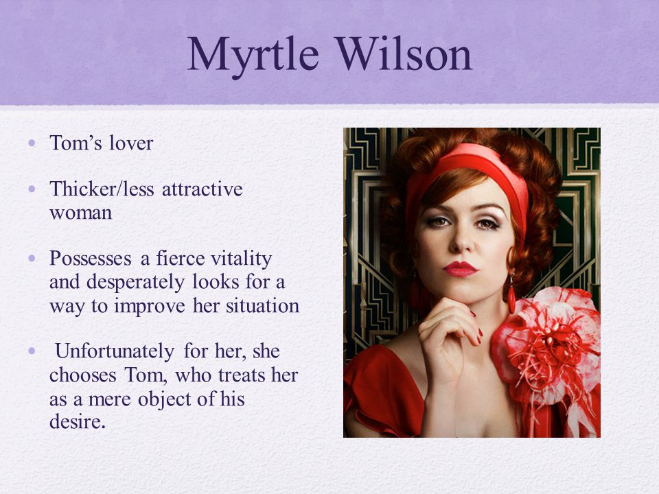 eulogy of mrytle wilson Start studying the great gatsby c 1-3 learn vocabulary, terms, and more with flashcards, games, and other study tools who are myrtle and george wilson.