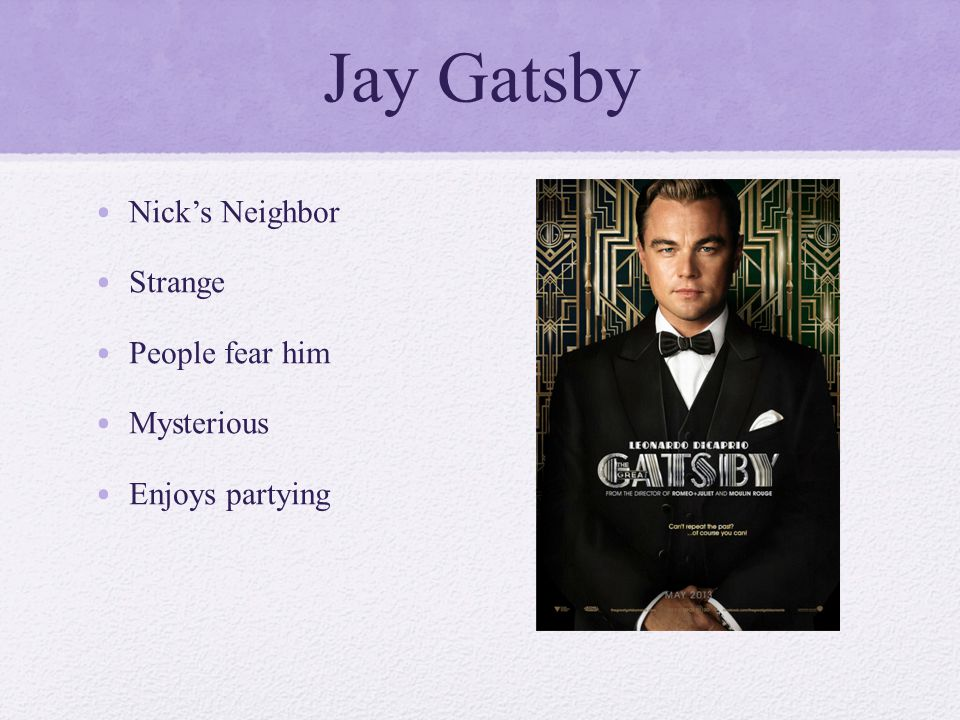 The Great Gatsby 1920 S America Ppt Download