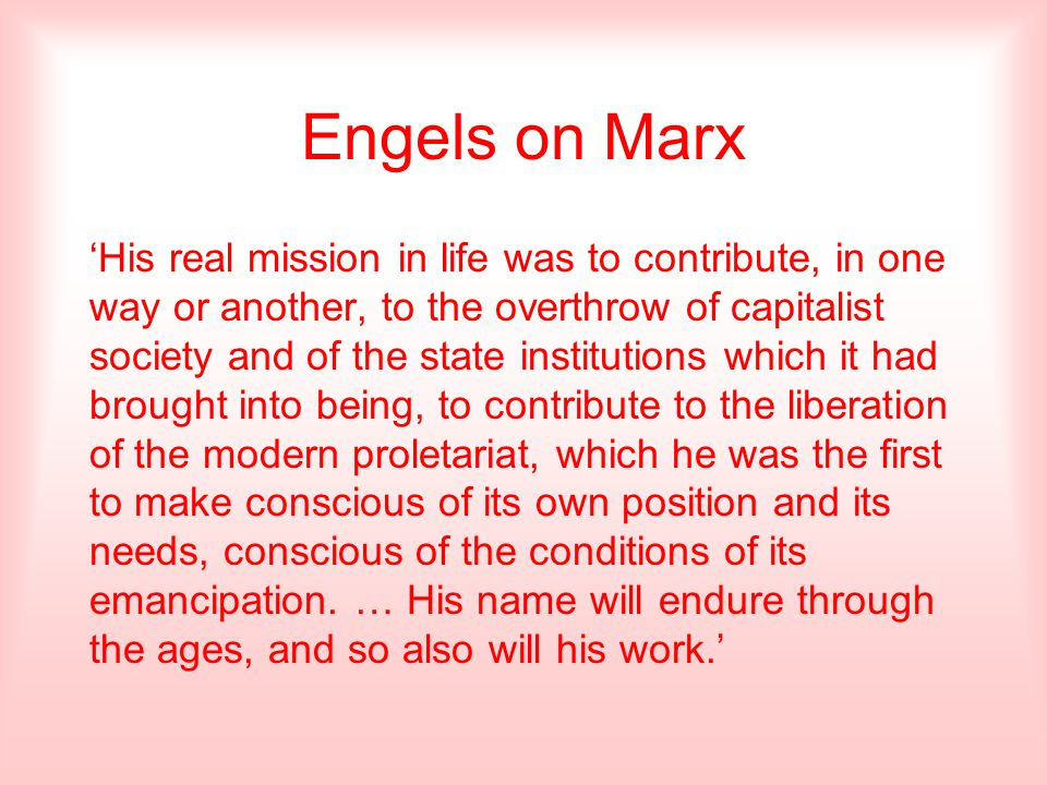 the contribution of marxism to understanding society Examining the role and purpose of education within the marxist role and marxist to help individuals understand their society through the meanings and.
