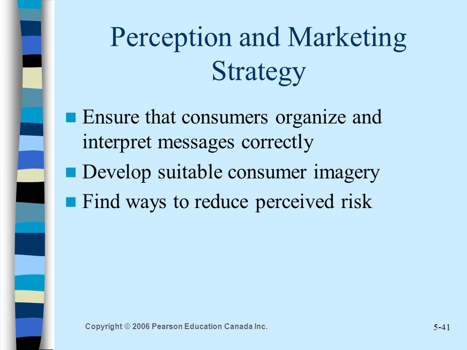 perception in marketing Aradhna krishna, university of michigan, discusses how marketers can use sensory marketing to improve food advertising.