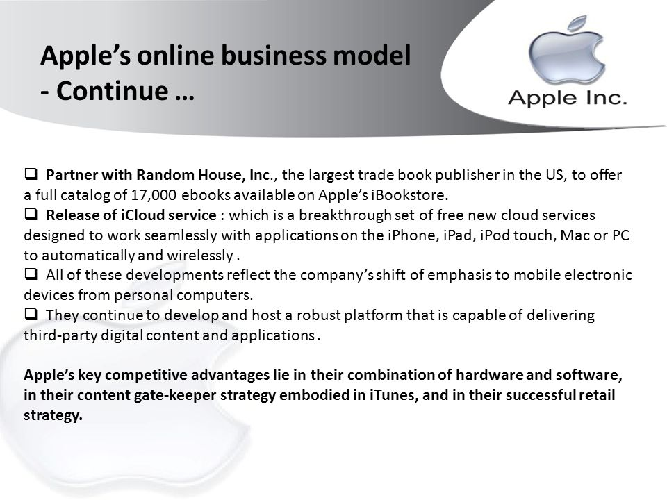 evaluation of apple inc strategies and tactics for iphones An evaluation of marketing practices used by apple inc in the last few decades, with the advent of personal computers (or pcs), a handful of companies have battled for a market share in this continually growing industry one such company, apple incorporated, has proven to be exceptionally.