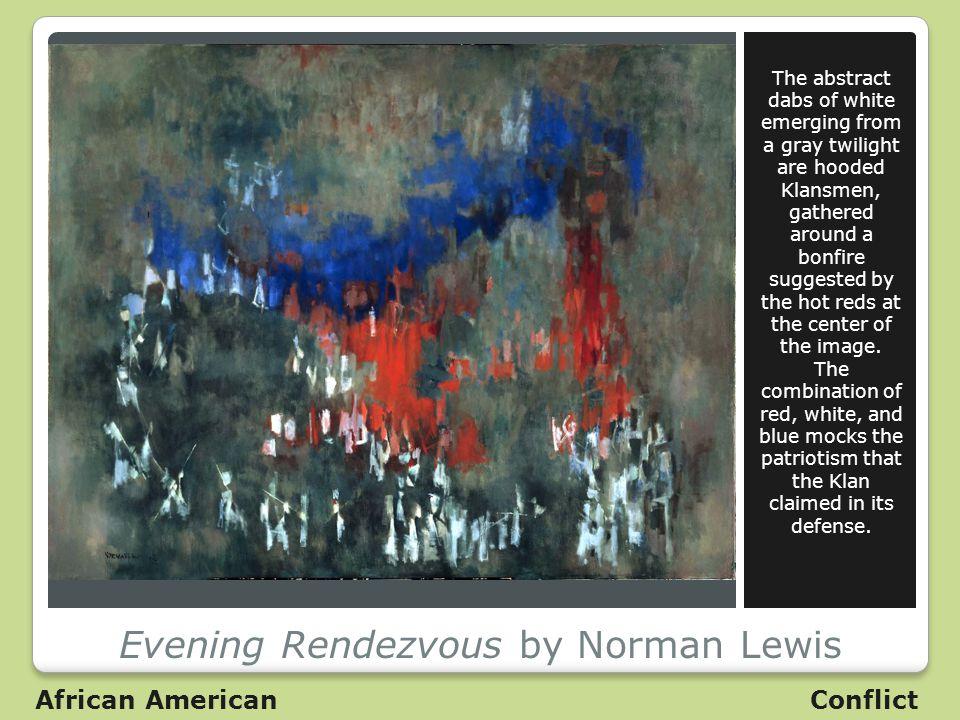 norman lewis painter