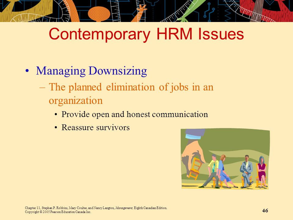 contemporary issue of hr Contemporary issues on hrm and training in  change experiences and to develop good practices in the area of human resource management  contemporary hrm and .