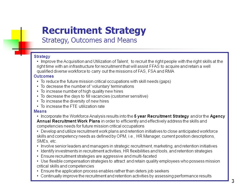 Diversity recruiting strategy ppt