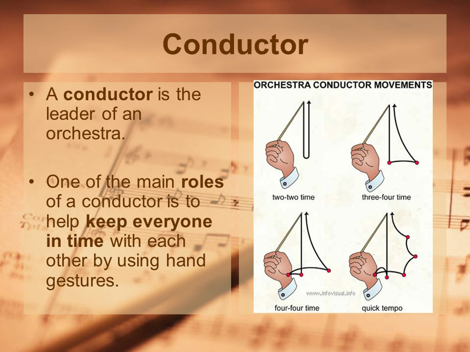 how to become a conductor of an orchestra