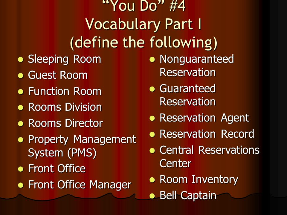 hospitality business functions rooms divisions Management room divisions room divisions introduction definition the room division is mainly responsible for overall operations of the business because everything starts from the room division.