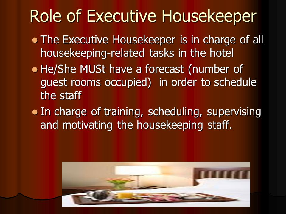 Hospital Housekeeping Duties