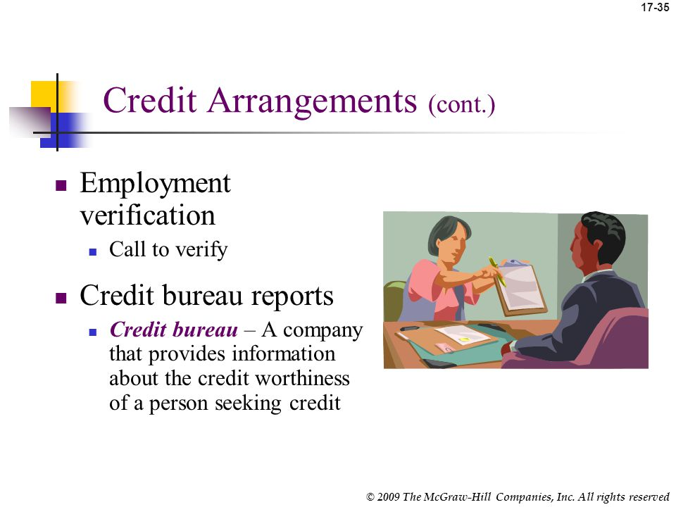 how to add employment information to credit report