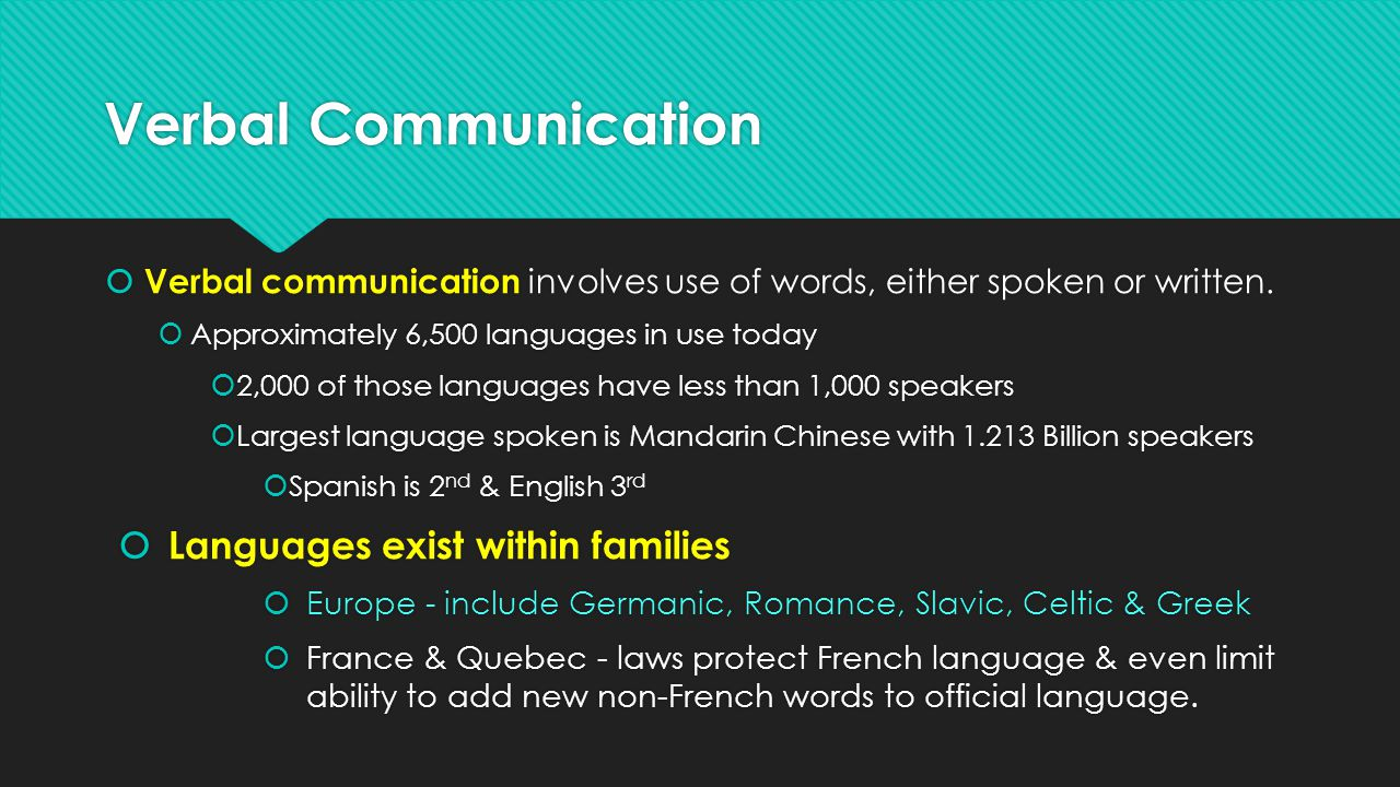 communication and english language usage There are several factors that make the english language essential to communication in our current time first of all, it is the most common foreign language this means that two people who come from different countries (for example, a mexican and a swede) usually use english as a common language to communicate.