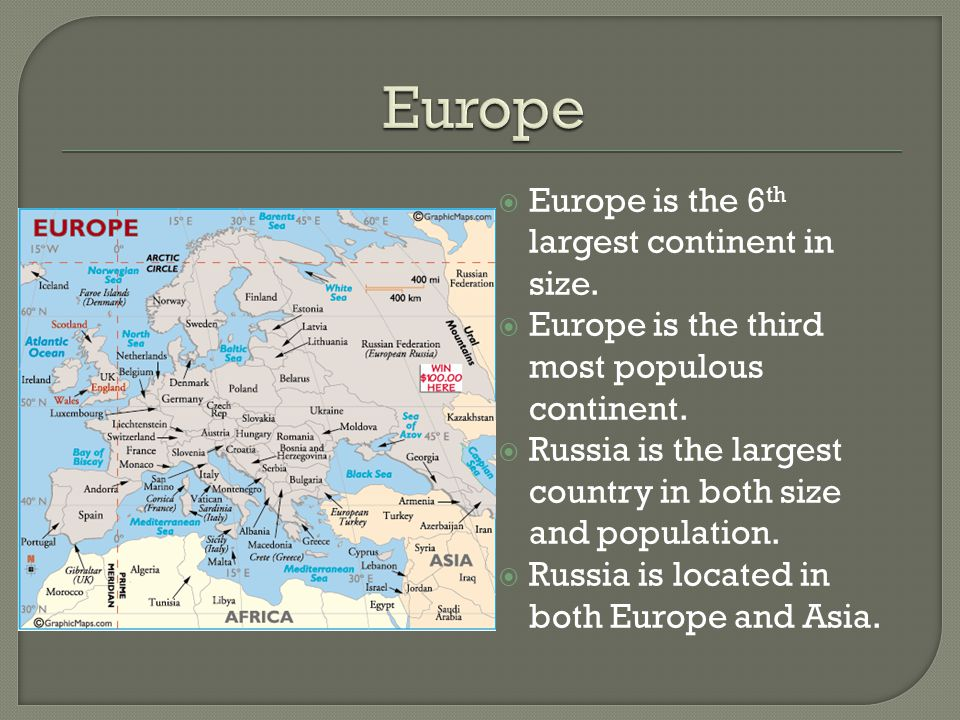 The Continents Ppt Video Online Download - Which continent is austria located