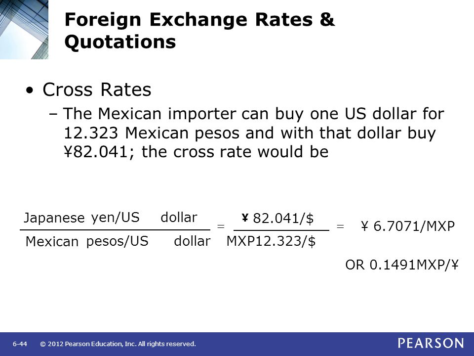 foreign exchange quotation Currency pair quotes in 2 or 4 decimal points there are no hard and fast rules behind quoting a currency pair in 2 or 4 decimal points however, simply speaking, if a currency is valued against any of the major currencies by multiple times then.