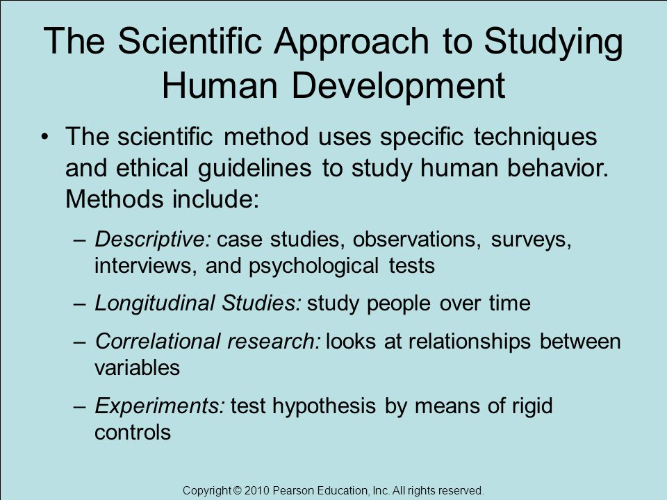 methods used to study human behavior Methods of studying human behavior methods of studying human behavior research methods systematic or naturalistic observation case study survey method.
