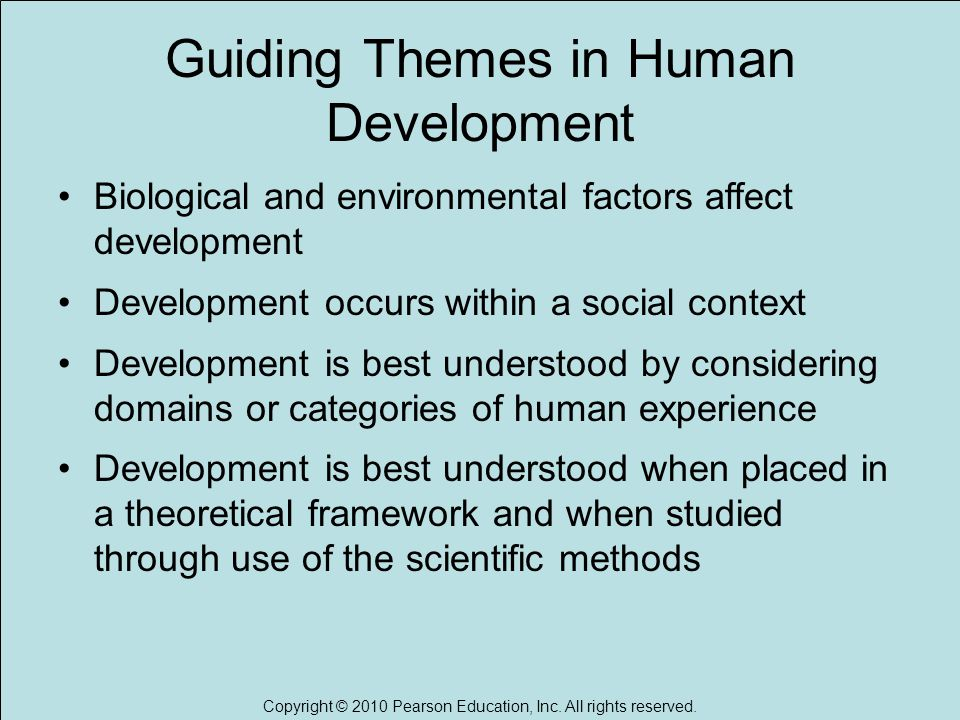 effect of biological and social influences on development Human behavior is complex, being influenced by the fact that we are flesh and blood (biological influences) and our social relationships with other people biological influences include those.