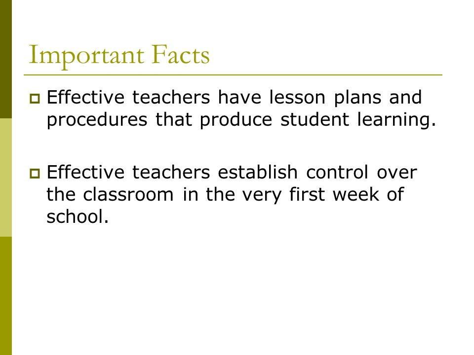 How To Be An Effective Teacher - Ppt Video Online Download