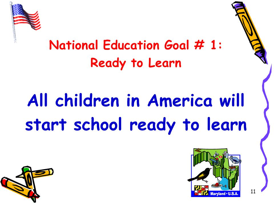 Archived: Goal One Update: A Report from the National ...
