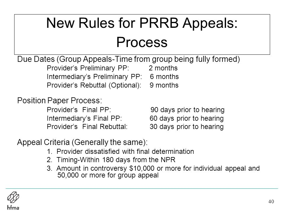 appeals process paper Find out about filing claims, appeals, and complaints, and your medicare rights.