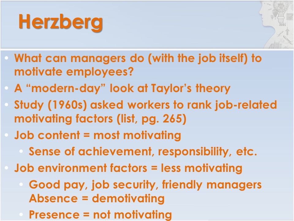 """comparing co- worker against each other: dose this motivate employees? essay In the workplace with co-workers and chooses not to do others"""" in other words, work motivation is what theories to each other and discuss."""